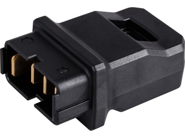 Shimano adaptador de clavija - Cargador de batería - para Cargador Steps EC-E6000 negro